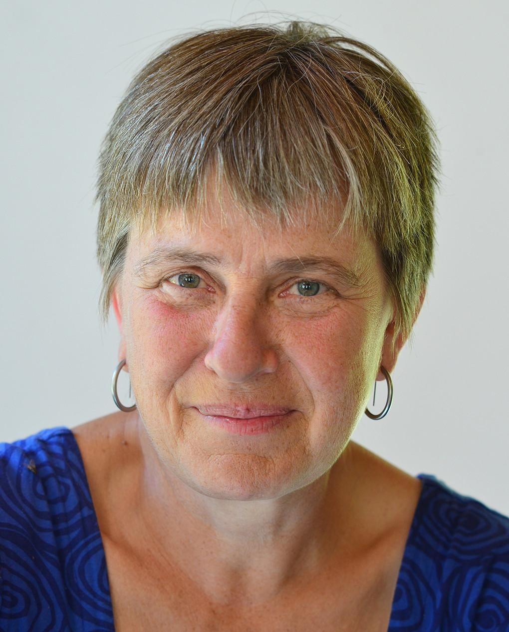 Atemtherapeutin Ruth Rösch